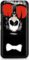 Attitude Monkey Mobile Cases for Motorola Moto M