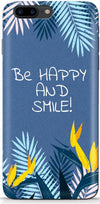 Be Happy Designer Case For Apple iPhone 7 Plus