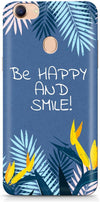 Be Happy Designer Case For Oppo F5