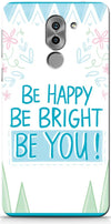 Be Happy Quote Mobile Covers for Huawei Honor 6X