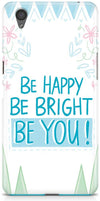 Be Happy Quote Mobile Covers for Oppo A37