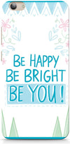 Be Happy Quote Mobile Covers for Vivo Y53