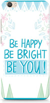 Be Happy Quote Mobile Covers for Vivo Y55S
