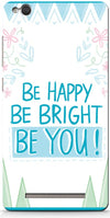 Be Happy Quote Mobile Covers for Xiaomi Redmi 4A
