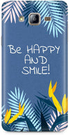 Be Happy Designer Case For Samsung Galaxy On5