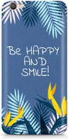 Be Happy Designer Case For Vivo V5S