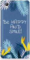 Be Happy Designer Case For Vivo Y51L
