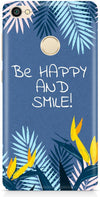 Be Happy Designer Case For Xiaomi Redmi Y1