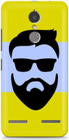 Beard Alpha Designer Cases for Lenovo K6 Power