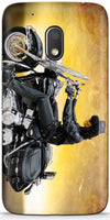 Biker Love Designer Cases for Motorola Moto G4 Play