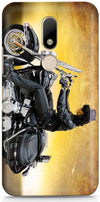 Biker Love Mobile Covers for Motorola Moto M