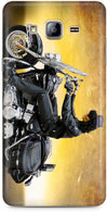 Biker Love Designer Cases for Samsung Galaxy On7