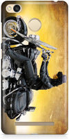 Biker Love Mobile Covers for Xiaomi Redmi 3S Prime