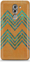Bright Stripes Designer Case For Huawei Honor 6X