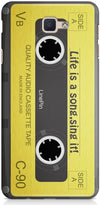 Cassette Retro Mobile Cases for Samsung Galaxy On Nxt