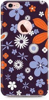 Catchy Flower Mobile Covers for iPhone 6