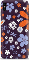 Catchy Flower Mobile Cases for iPhone X