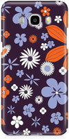 Catchy Flower Designer Cases for Samsung Galaxy J7 2016