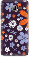 Catchy Flower Designer Cases for Samsung Galaxy On7