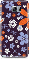 Catchy Flower Mobile Cases for Samsung Galaxy S6