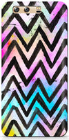 Chevron Shades Designer Case For Huawei P10