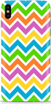 Chevron Style Designer Cases for iPhone X