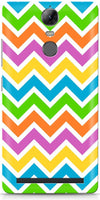 Chevron Style Mobile Cases for Lenovo Vibe K5 Note