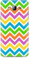 Chevron Style Designer Cases for Samsung Galaxy On7 Pro