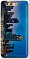 City Lights Designer Case For Huawei P10