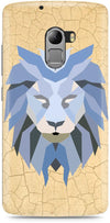 Classic Lion Mobile Covers for Lenovo Vibe K4 Note