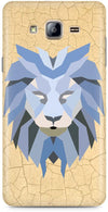 Classic Lion Designer Cases for Samsung Galaxy On7 Pro