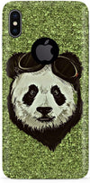 Cool Panda Designer Case for iPhone X