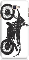 Dirt Bike Mobile Covers for Samsung Galaxy J7 Prime