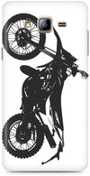 Dirt Bike Mobile Cases for Samsung Galaxy On7 Pro