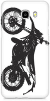 Dirt Bike Mobile Covers for Samsung Galaxy On8