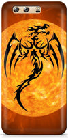 Dragon Land Designer Case For Huawei P10
