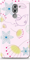 Drawn Abstract Designer Case for Huawei Honor 6X