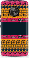 Egypt Pattern Designer Case For Motorola Moto X4