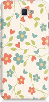 Elegant Flowery Mobile Covers for Samsung Galaxy J7 Prime