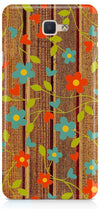 Flower Trunk Designer Case For Samsung Galaxy J7 Prime