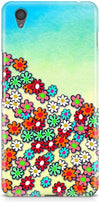 Flowery Tales Designer Case For OnePlus X