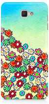 Flowery Tales Designer Case For Samsung Galaxy On Nxt