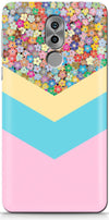 Flowery Way Designer Case For Huawei Honor 6X