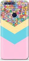 Flowery Way Designer Case For Huawei Honor 8