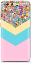 Flowery Way Designer Case For Huawei P10