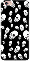 Funny Skulls Mobile Cases for iPhone 6S