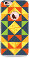 Geometric Age Designer Cases for iPhone 6