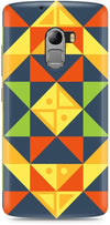 Geometric Age Mobile Cases for Lenovo Vibe K4 Note