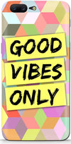 Good Vibes Only Mobile Cases for iPhone 7 Plus