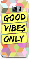 Good Vibes Only Mobile Cases for Samsung Galaxy Note 5